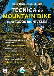 tecnicas maestras de mountain bike
