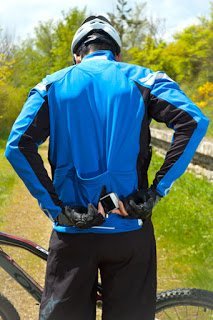 bolsillos Chaqueta de ciclismo Endura Windchill