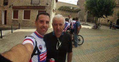 Junto a David Bedia