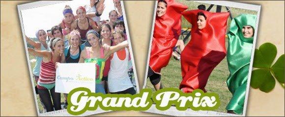Grand Prix es una de las actividades estrella en las despedidas