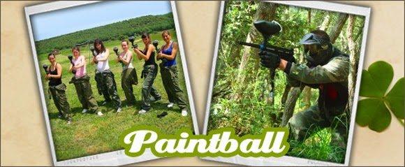 Paintball en Centro Activo