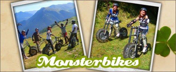 Monsterbikes o Dirt monster