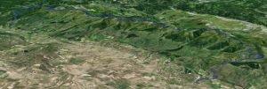 Ruta desde Zalduondo hasta Ozaeta