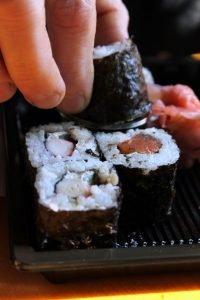 Sushi...porque no?