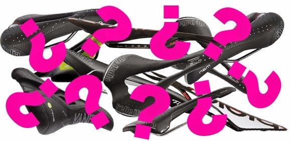 sillines de ciclismo