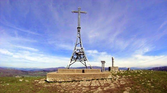 Cruz de Ganalto (898m)