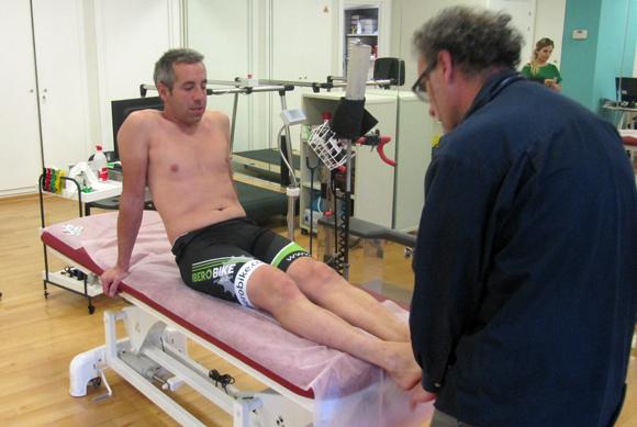 Analisis antropométrico y exploración del sistema locomotor