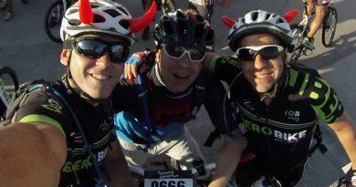 Hellbiker en Bardenas