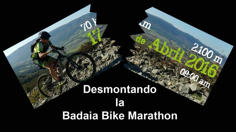 Badaia Bike Marathon