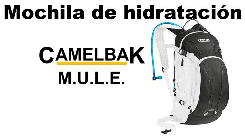 camelbak mule