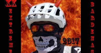 Extreme Bardenas 2017