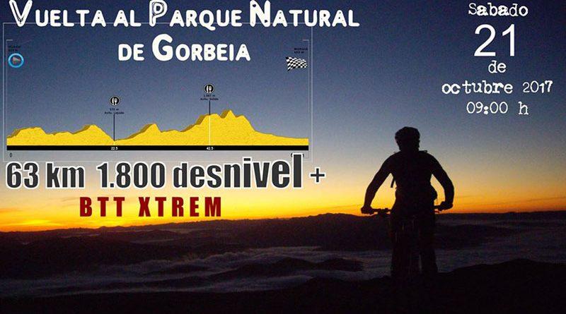 Vuelta al Parque Natural del Gorbeia