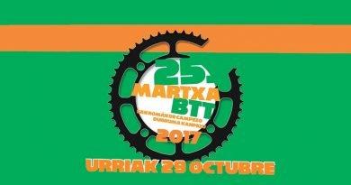 XXV Marcha BTT San Román de Campezo 2017