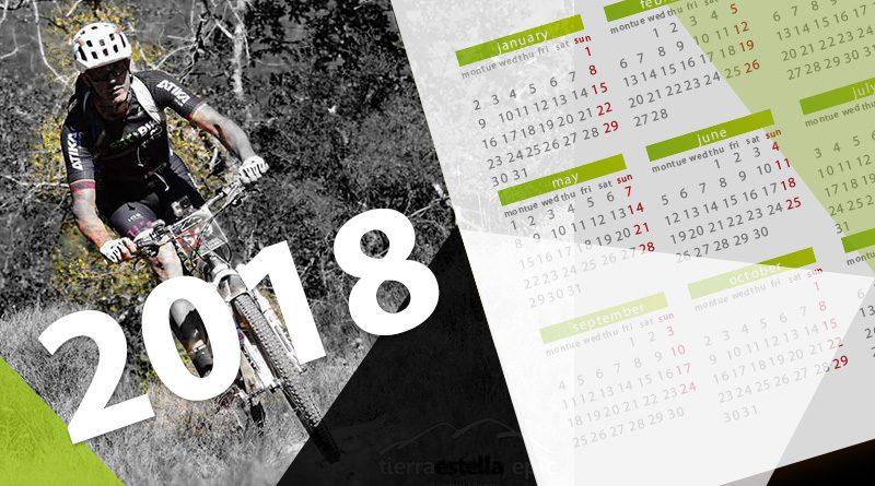 Calendario de marchas BTT 2018