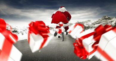 Regalos navideños originales para ciclistas