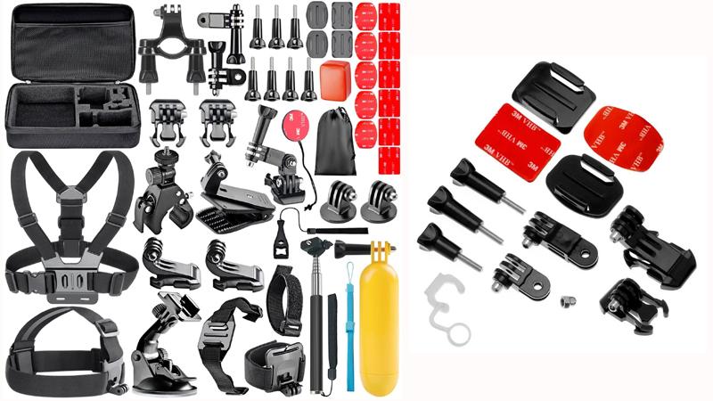 Kits accesorios GoPro