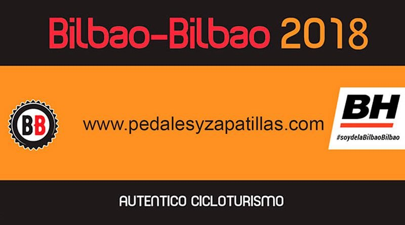 30 Marcha Cicloturista Internacional Bilbao-Bilbao 2018