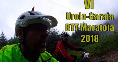 VI Urola-Garaia BTT Maratoia, un reto épico!