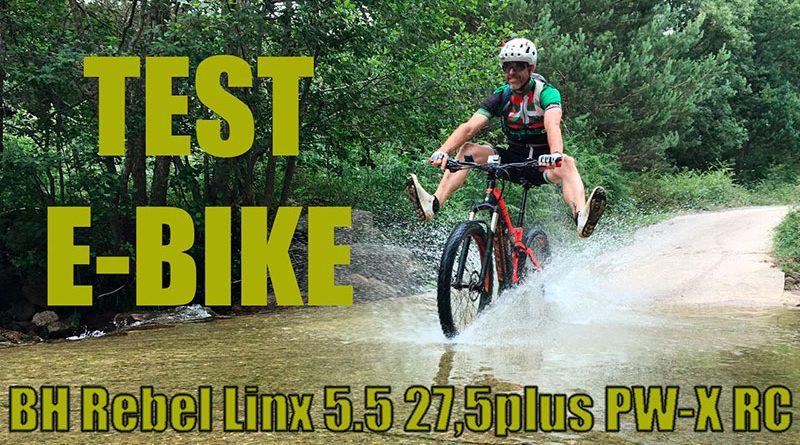 Testamos una bici eléctrica: BH Rebel Lynx 5.5 27,5plus PW-X RC