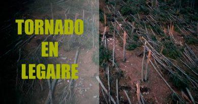 Tornado en Legaire