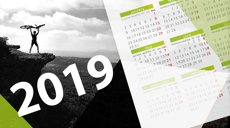 Calendario de marchas BTT 2019