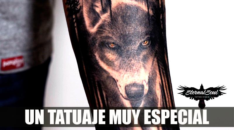 Tuneando al Hellbiker 3: un tatuaje muy especial