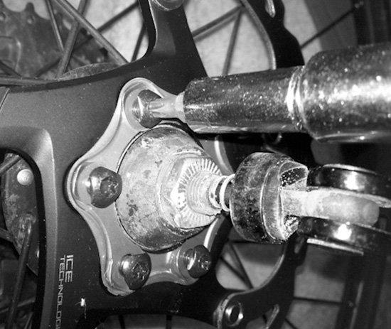 Mecánica MTB Pedales y Zapatillas